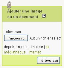 ajouter une image spip3